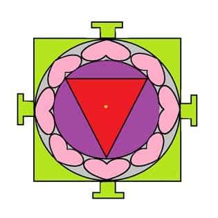 Meditation Tipps - heilige Symbole